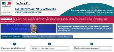 Le comparateur de frais bancaires de Bercy intègre les banques en ligne